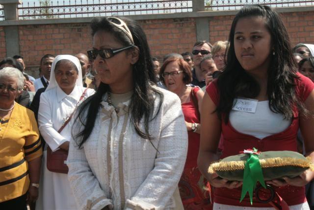 Mandrimena Iavoloha. Célébration des 50 ans de l'école de service social, devenu l'Institut supérieur du travail social. Photos :Andry Rakotonirainy