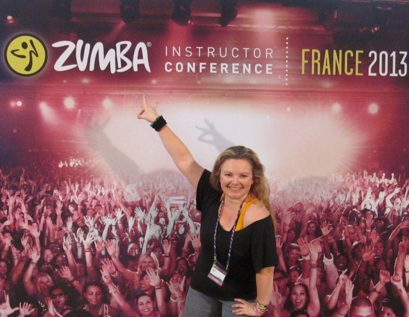 Convention Zumba de Lille du 3 au 6 mai avec des ZIN et ZES internationaux, des workshops de qualité, deux soirées au top!!!