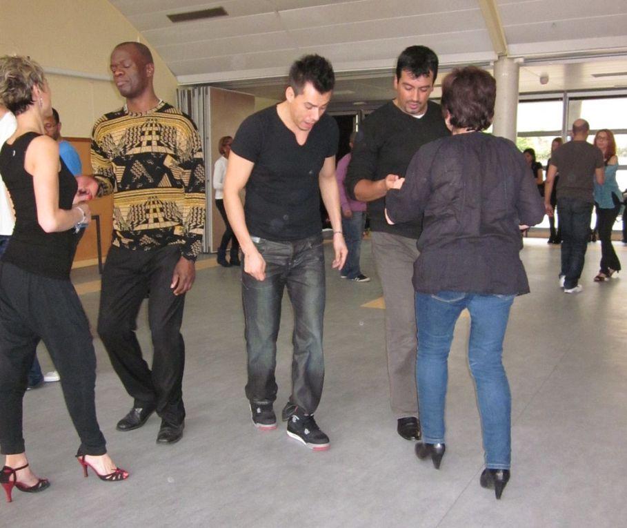 Bachata avec Giorgio le 16 mars et Zumba le 13 avril avec Dady et Manuela