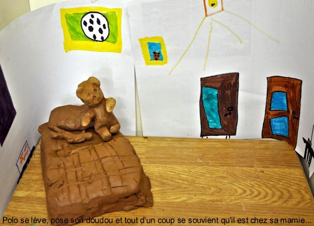 Photos - Sculpture enfant