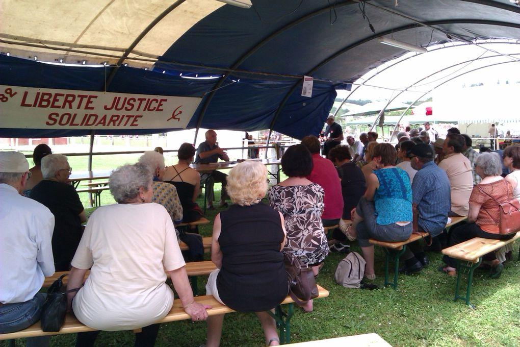 Fête de l'Huma et des Nouvelles 82 juin 2012