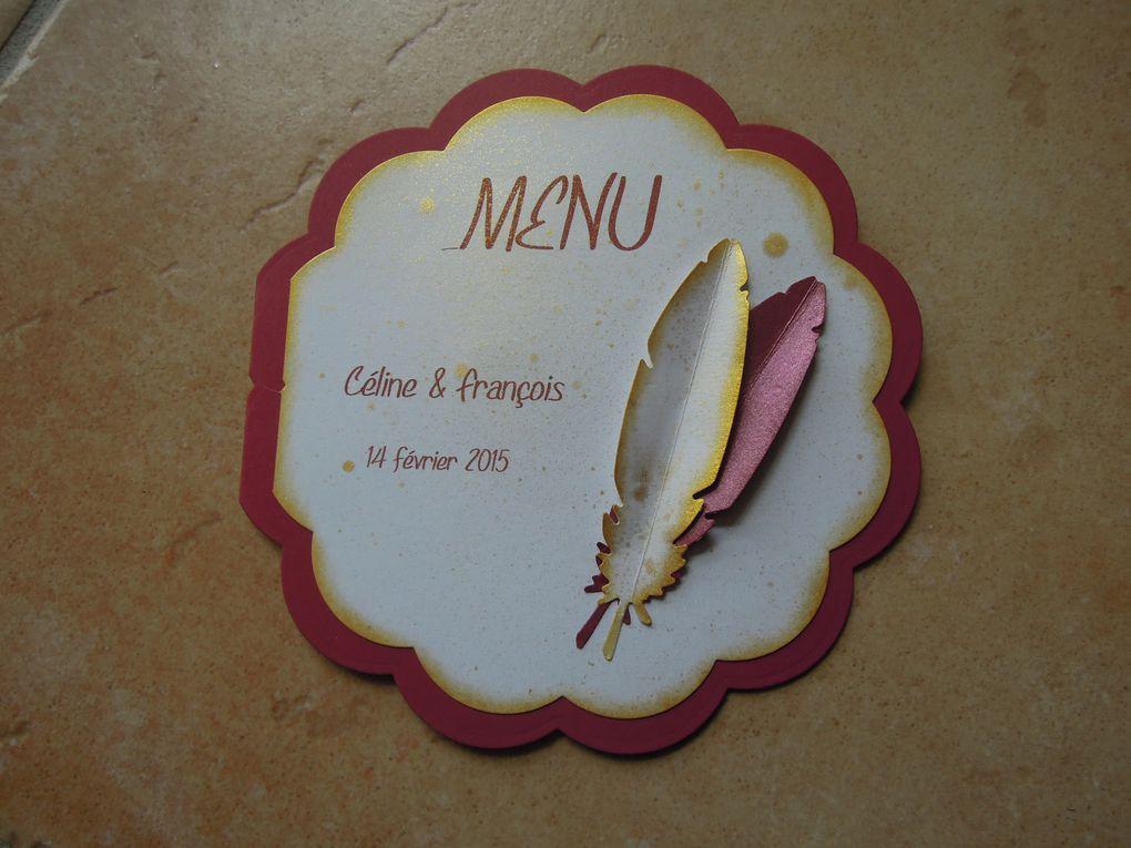 Album - Menus