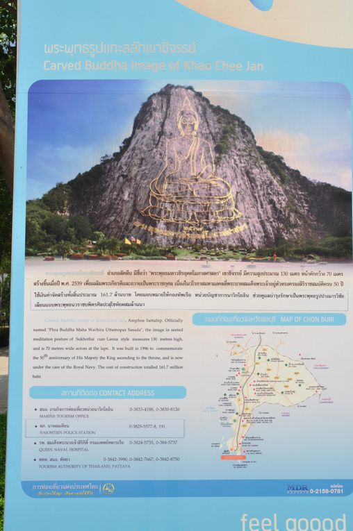 Album - Pattaya-la-montagne-Bouddha