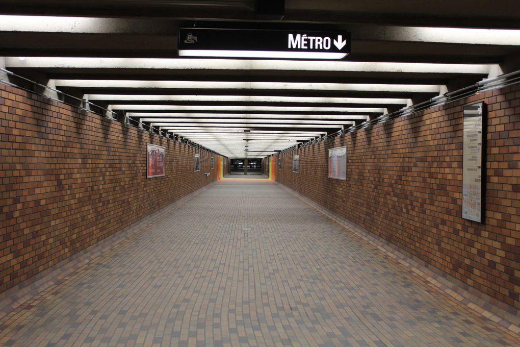 Album - La ville souterraine