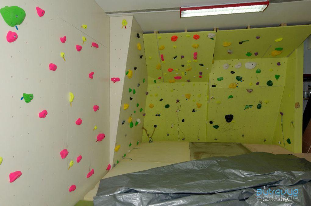 salle en construction