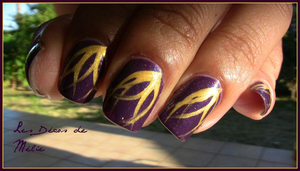 Album - Nail art avant 2012