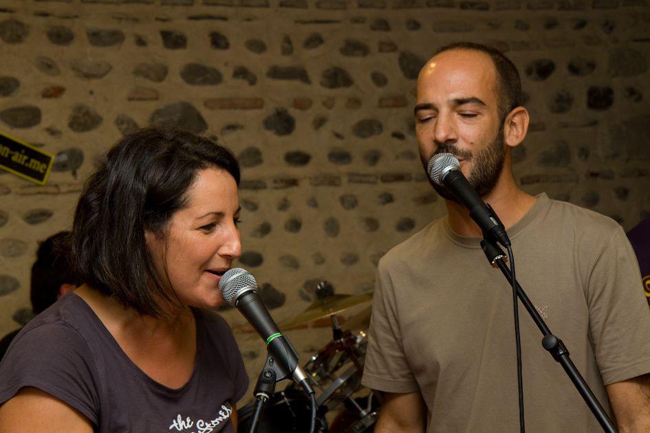 concert organisé par l'ass TTS à LESCAR