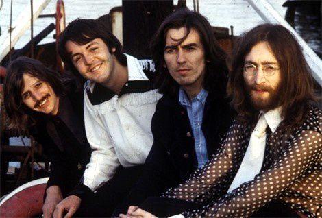 Photos des Beatles