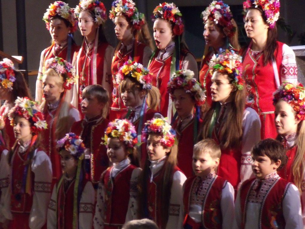 Concert des Perles d'Odessa le 13 janvier 2013 à l'église du Sacré Choeur d'Aussillon...un pur moment de magie !!!!