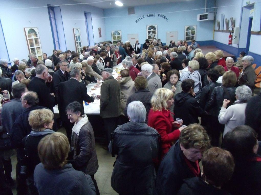 Concert RETINA à l'Eglise du Sacré Coeur d'Aussillon le 27 mars 2011