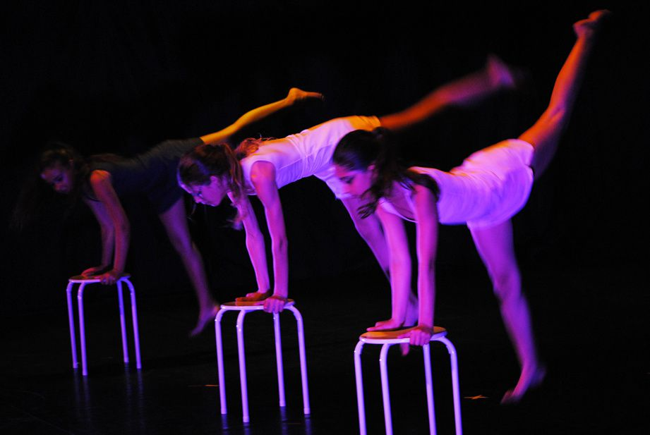 Terre d'Emotions - Spectacle En Mouvance Juin 2012
