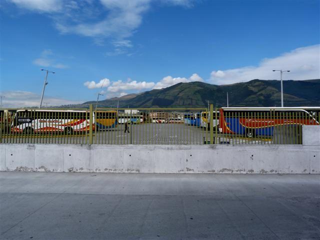 Premier semestre 2012. En équateur : régions de Quito, Ibarra, Otavalo, Banos, Esmeraldas, Mompiche, Muisne, Puyo et Tena.