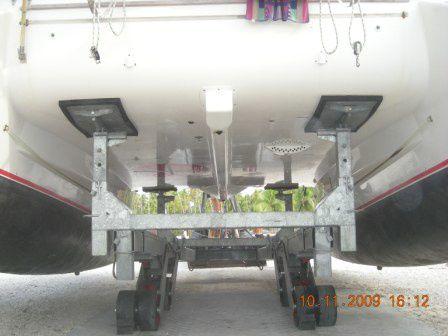 Photos du chantierBoatyard pictures