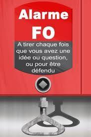 Affiches et logos Force Ouvrière