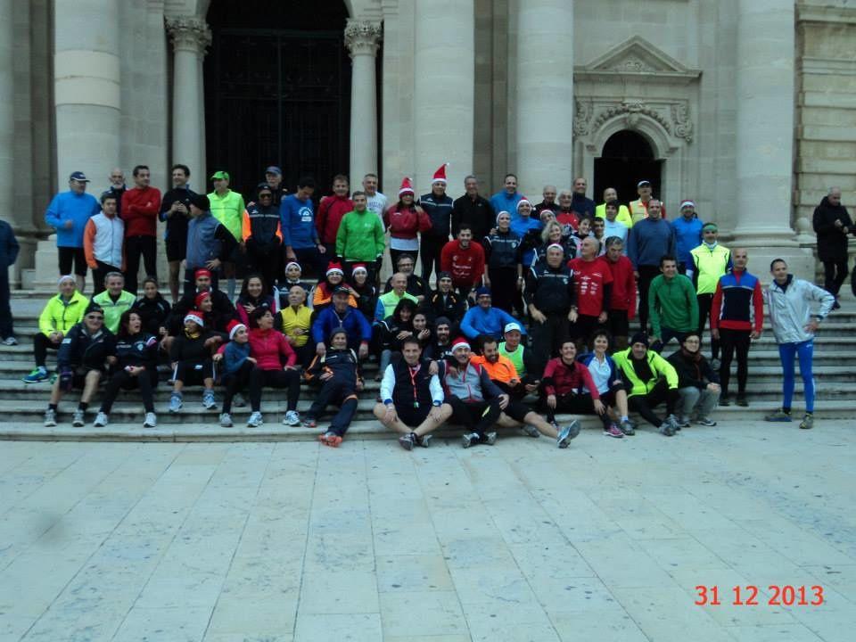 L'evento si è svolto a Siracusa il 31 dicembre 2013.Foto di Vincenzo Altamura