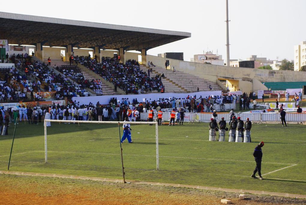 Album - Combat-Lutte-senegalaise.Stade-Demba-Diop.