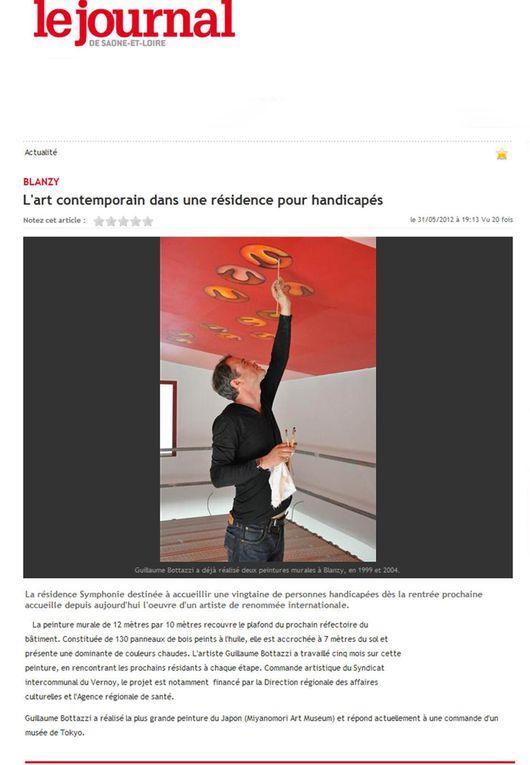 Guillaume Bottazzi - art works
