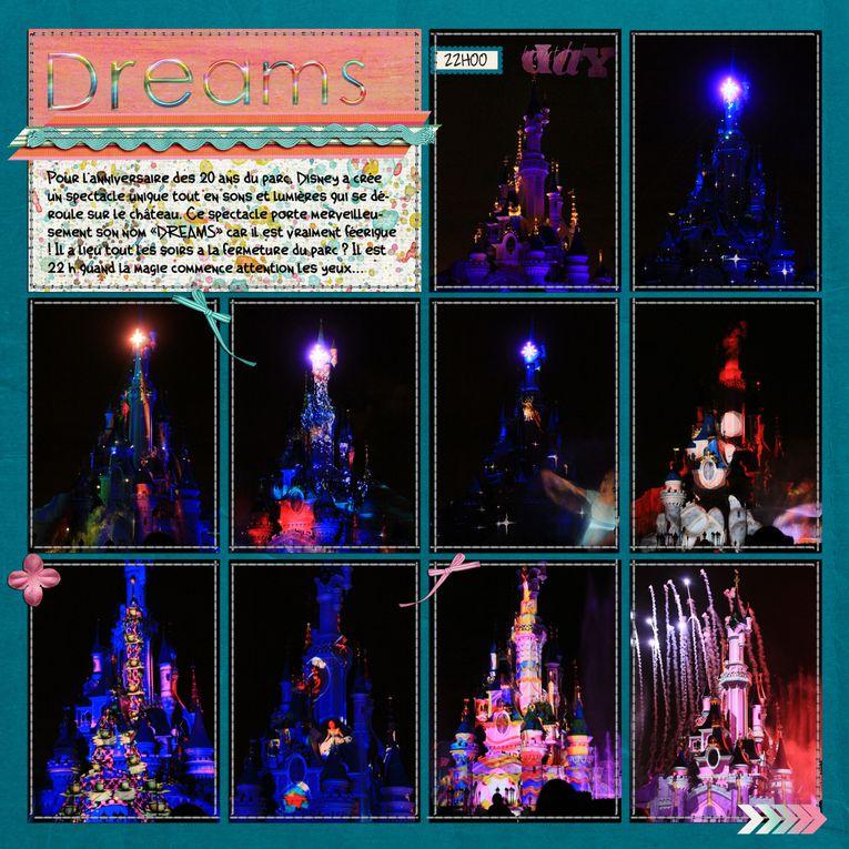 Album - Album-scrap-Disney-Paris-2012
