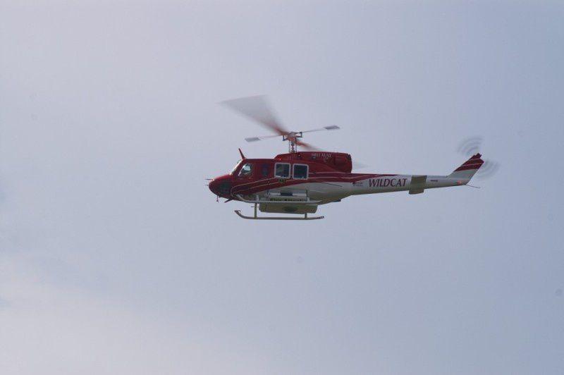 Bell 212 au couleur de la HELIAUST.mecanique VARIO et Turbine Jetcat. diametre rotor = 2,4m