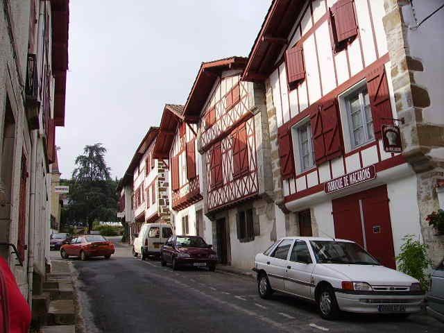 Album - 5-Balades-au-Pays-basque