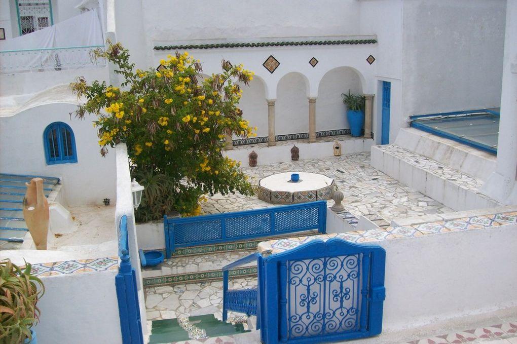 C'est l'illustration d'un bref séjouren Tunisie, cet automne.