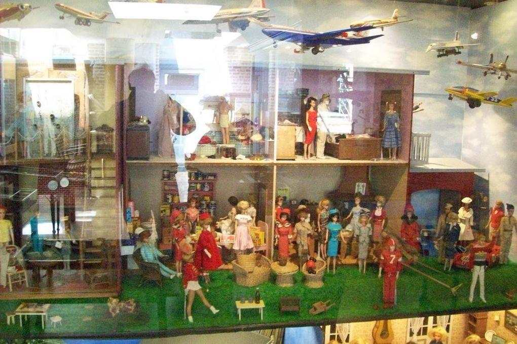 Bienvenue au royaume des jouets et de l'enfance retrouvée !