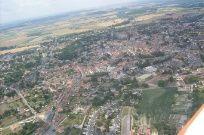 Photos prises à bord d'unDR400 : la Vienne de Chinon à Candé-Saint-Martin où elle se jette dans la Loire.