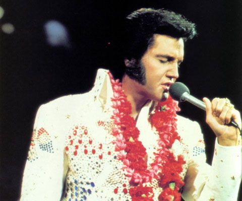 Elvis-PRESLEY &quot&#x3B; The King &quot&#x3B;