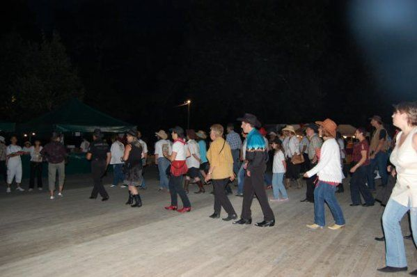 Festival à St Vite - 47 - Août 2008
