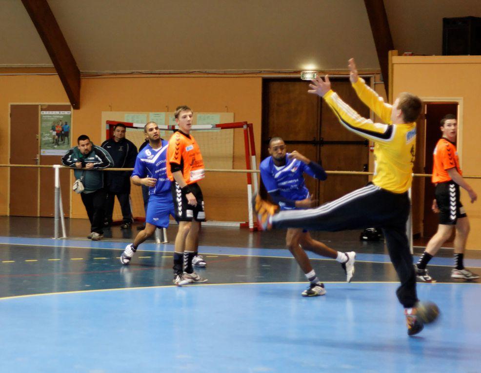 Victoire du CSAKB 31-24 à Bogny s/ Meuse