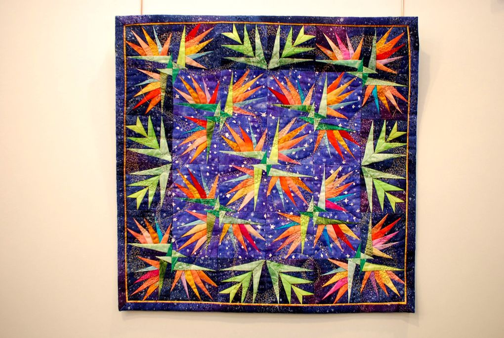mini quilts - Sainte Marie aux Mines 2012