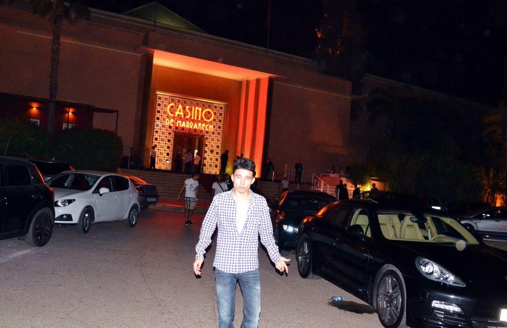 سفيان البحري بمدينة مراكش