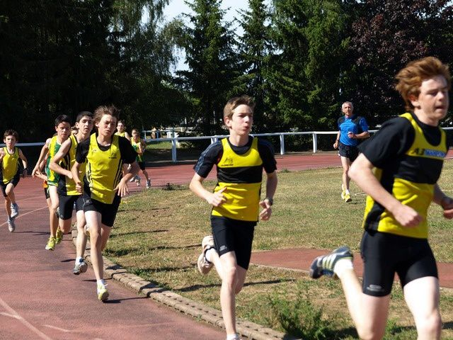 Album - Triathlon-d-Alencon 2011