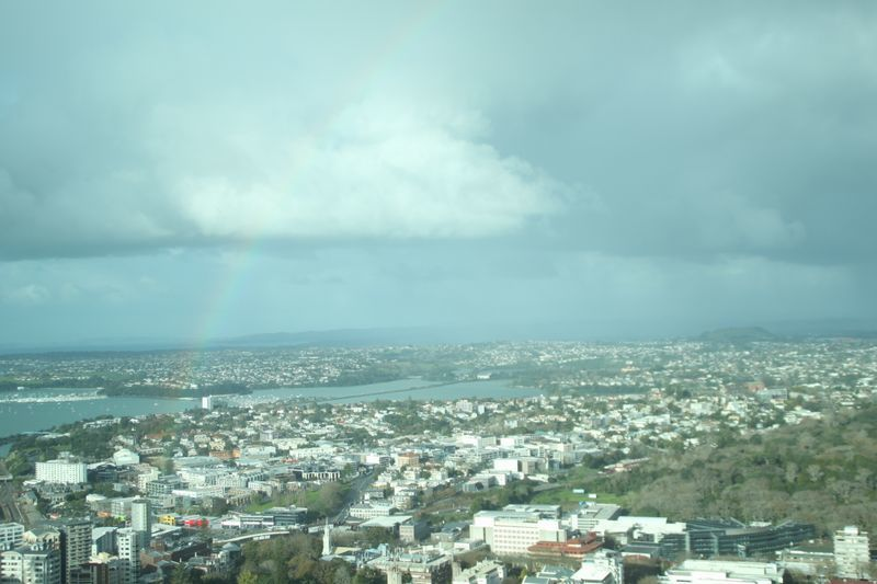 Album - 03 - Auckland / SkyTower / Albert Park
