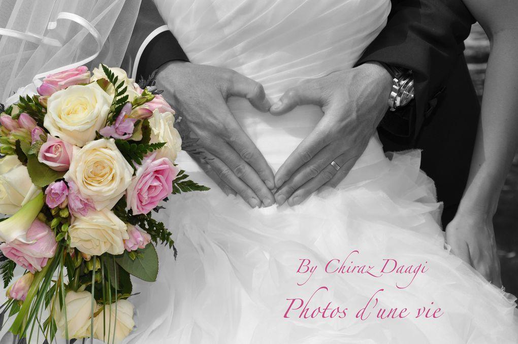 Anissa & Marc Des Mariés d'une grande simplicité et d'une grande beauté !! Un magnifique mariage placé sous le signe de la mixité ( Algérie, Portugal, Italie et France !!) dans un endtoit somptueux. Je garderai de beaux souvenirs de cette tré
