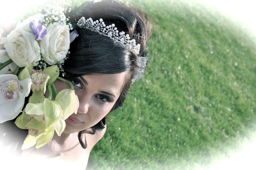 Un couple beau et jeune. Un magnifique mariage avec une ambiance sans egal. Voici le mariage de Sabrina et Mehdi par une belle journée de Septembre...