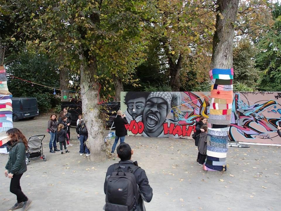 Festival 'Banc Public'.Saint Brieuc. Photos 23,24 et 25 octobre 2014