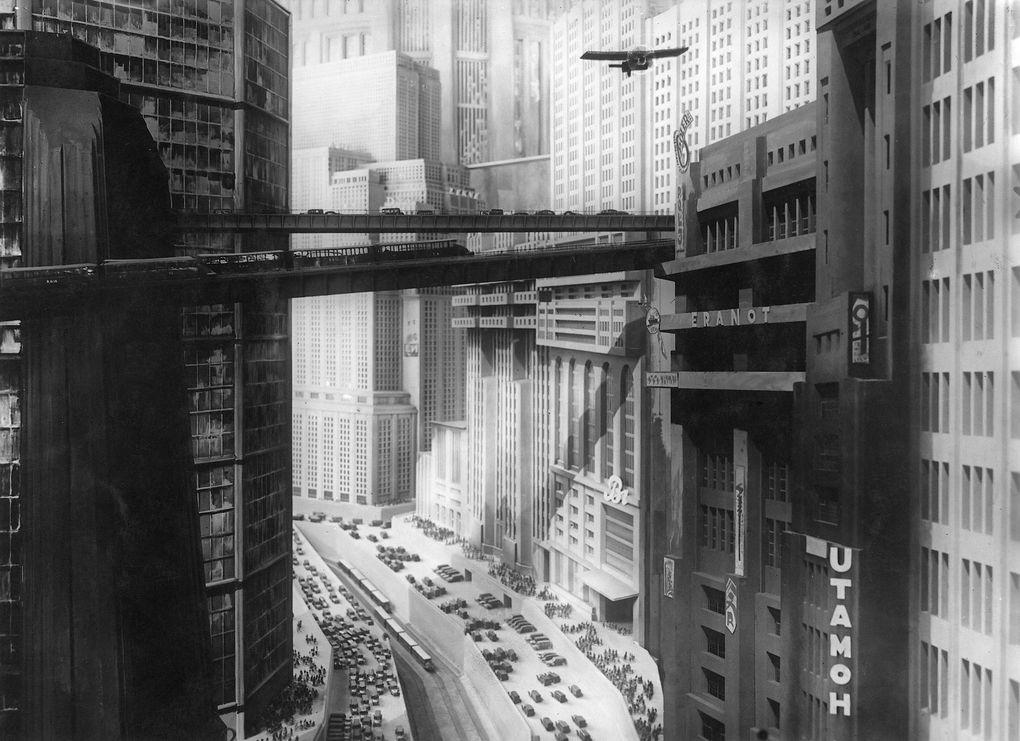 Album - Metropolis