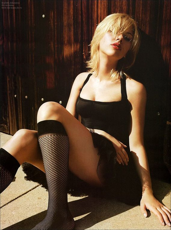 Album - Scarlett-Johansson