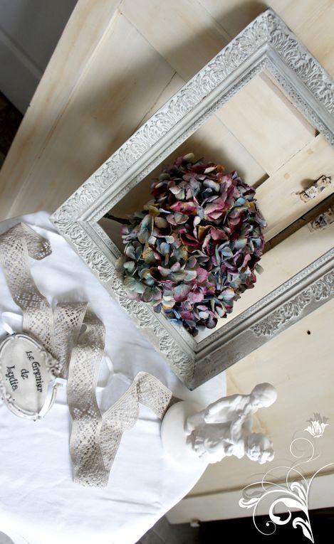 Album - Cadres et Miroirs