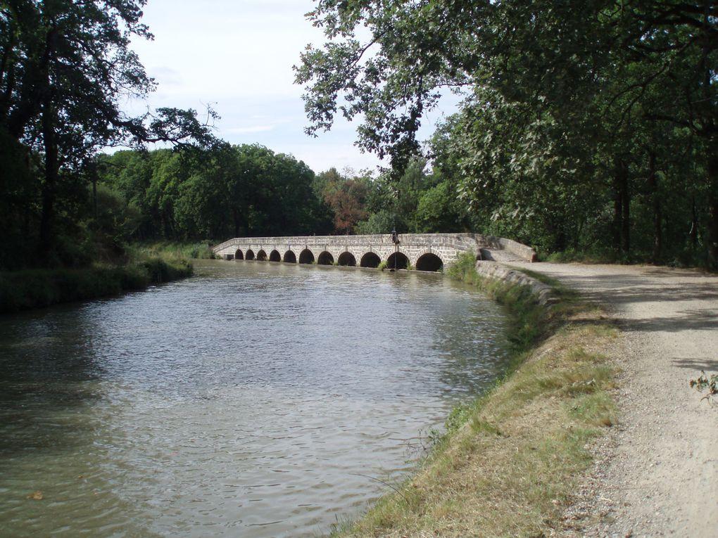 Album - Canal-du-Midi-a-velo 2010