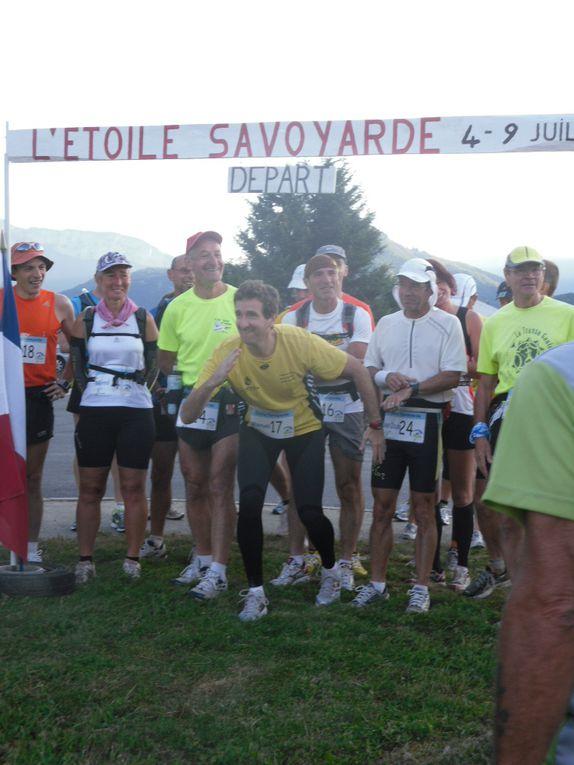 356 KM EN SAVOIE 6 ETAPES POUR 6 JOURS DE MONTAGNE!
