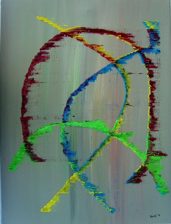 Oil paint and/or Acrylic paint.Colored Backs.DEJA VENDU / ALREADY SOLD &#x3B;CHILDHOOD, ORANGE STEPH, SEAWORLD, GARANCE,SCOTTISH AMAURY,RED MATHILDA,