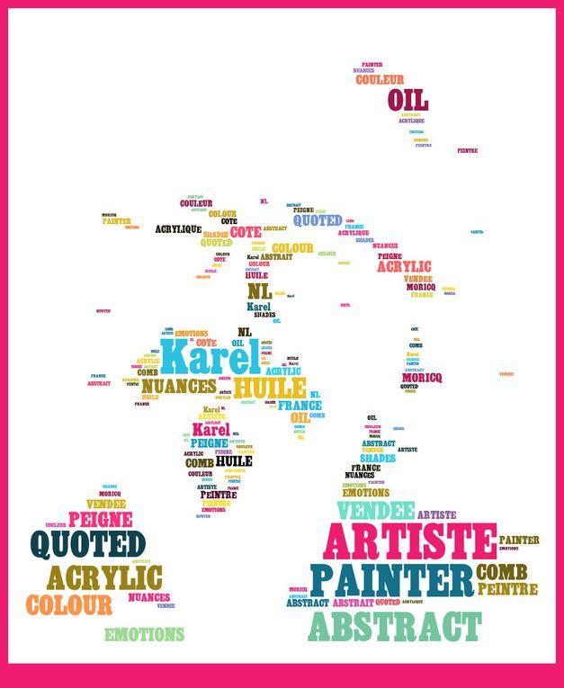 Un apperçu de l'artiste