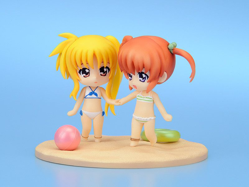 Album - Nanoha &amp&#x3B; Fate Summer Memories Set