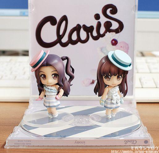 Album - Nendoroid Petite ClariS