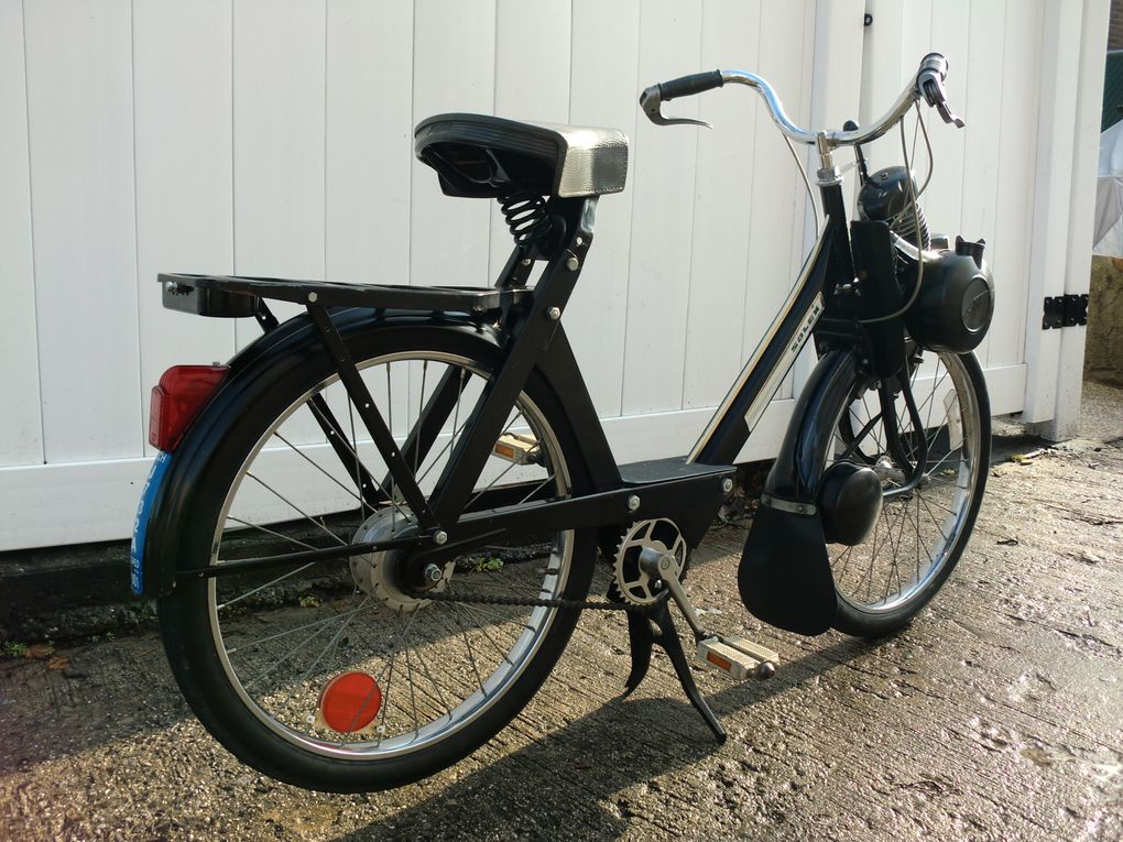 One of Leo's 1974 solex S 3800 USAs