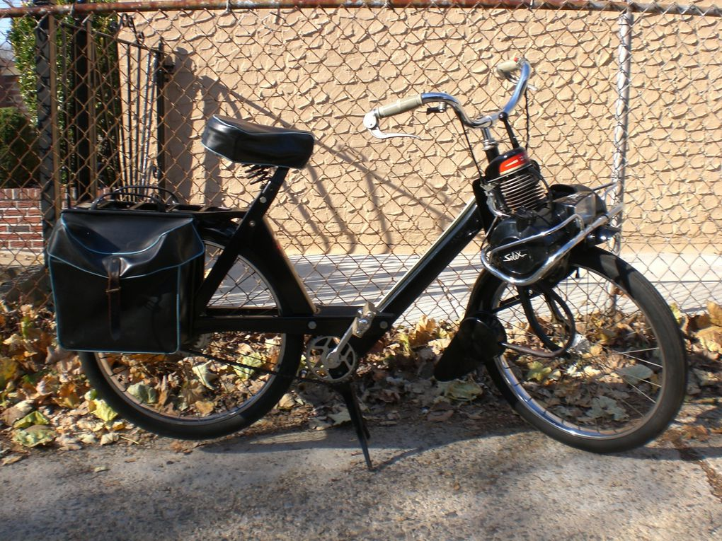 Photos of Bill D.'s mint 1967 S 3800 DOT, sold new in NY, 1967.