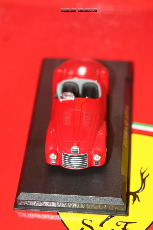 1947 - 125 S - 1/43 Edition Fabri