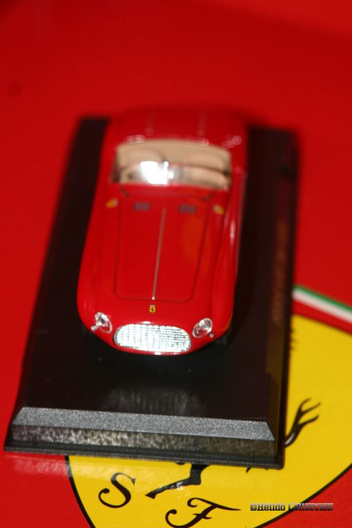 Ferrari 340 MM au 1/43 Edition Fabbri